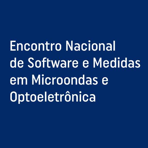 1997 Encontro Nacional de Software e Medidas em Microondas e Optoeletrônica