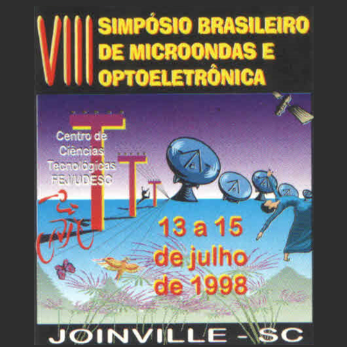 SBMO 1998 - VIII Simpósio Brasileiro de Microondas e Optoeletrônica
